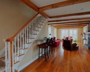 Reformas de casas escalera