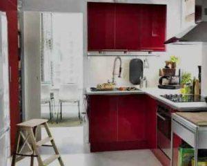 Reforma de cocinas pequeñas