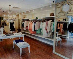 Reformas comerciales tienda de ropa