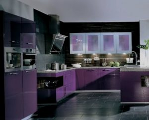 Reformas de cocinas muebles termolaminados