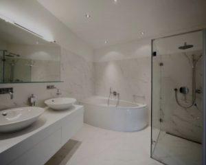 Reformas de cuartos de baño con dos lavabos