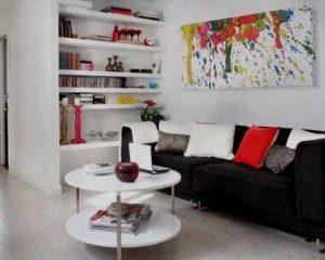 Decoración de salones en pisos