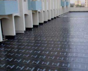 Filtraciones en terrazas