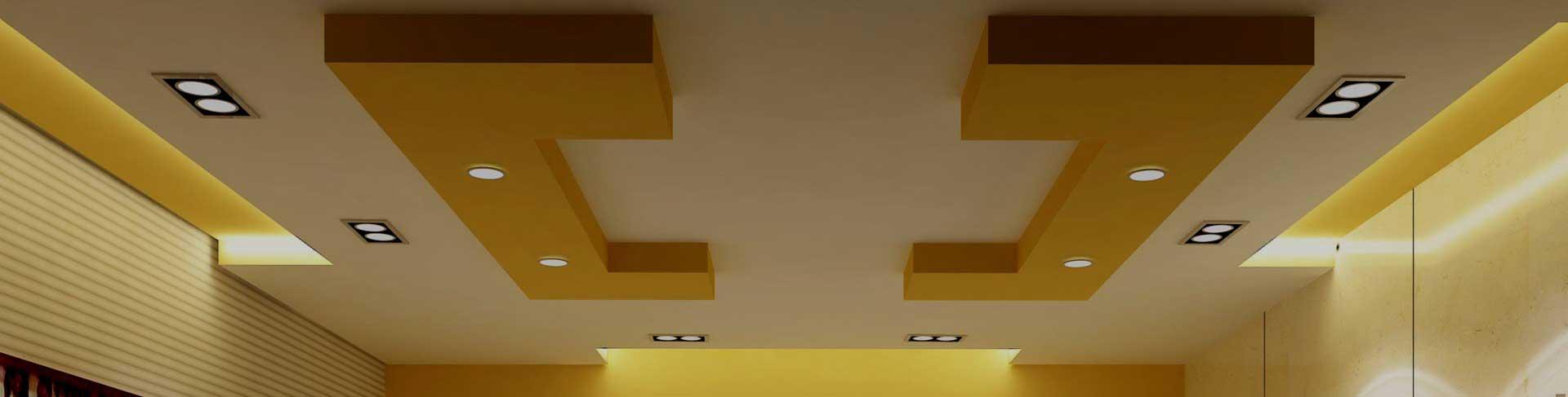 Falsos techos - Vintage Obras España
